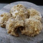 galletas de pan de platano