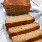 pan de caja sin levadura