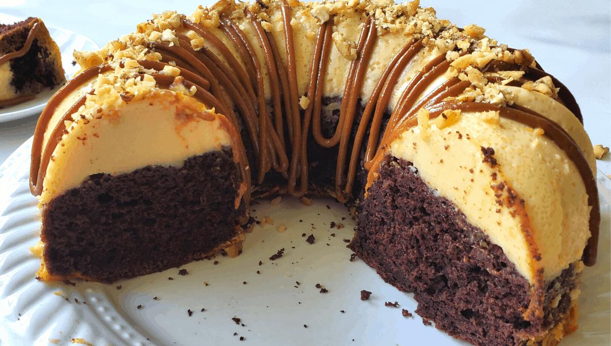 CHOCOFLAN RECIPE CAKE