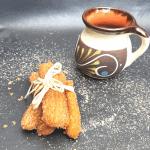 churros hechos con harina de hotcakes