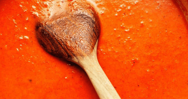 EASY RED SAUCE