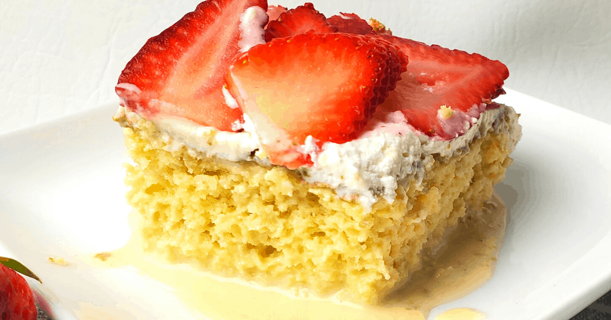 3 Leches cake recipe