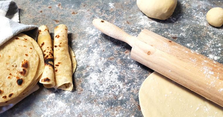 Secretos para hacer unas ricas Tortillas de Harina Receta.